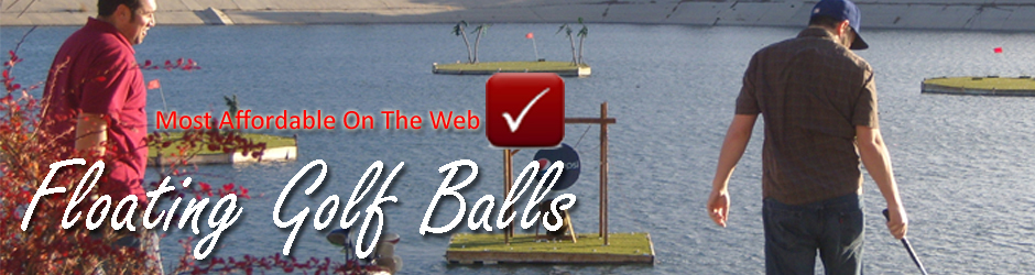Floating Golf Balls | Used Floating Golf Balls | Best Floating Golfballs